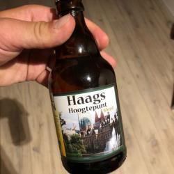 Haags hoogtepunt blond...