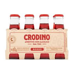 Crodino rosso alc vrij...