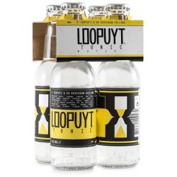 Loopuyt tonic per 4 flesjes...