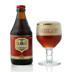 B chimay trappist dubbel...