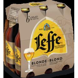 B leffe blond bier...