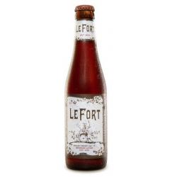 B lefort donker gist bier...