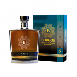 Rum borgoe 8yrs reserve...