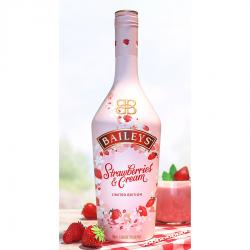 Baileys.strawberries cream...