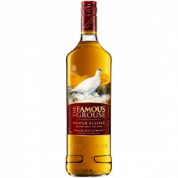 Whisky famous *winter*...