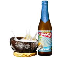 B mongozo coconut bier...