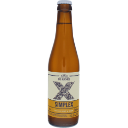 B ranke simplex fles*statie...