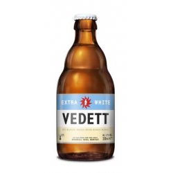 B vedett white fles*statie...