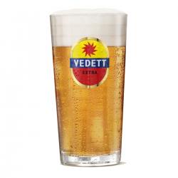 Bier b vedett beker 0.3  0%...