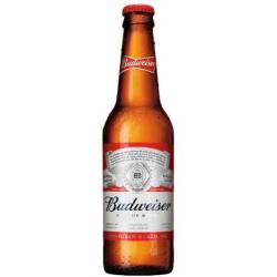 A budweiser u.s.a.fles  5%...