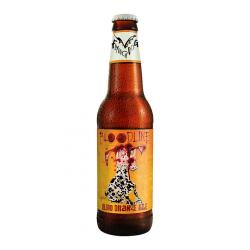 Am fly dog blood orange ale...