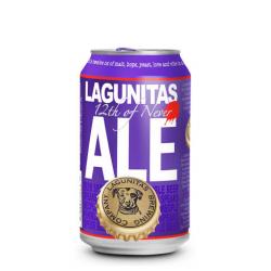 Am lagunitas 12of never ale...
