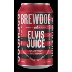 E brewdog elvis juice blik...