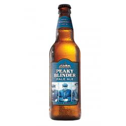 E peaky blinder pale ale...