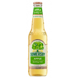 E somersby apple cider...