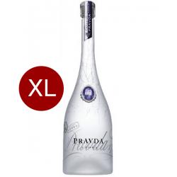 Vodka pravda 3liter fles...