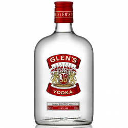 Vodka  glens catrine...