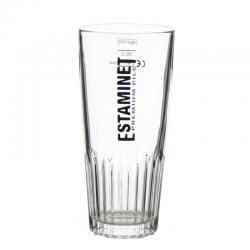 Bier b estaminet glas  0%...