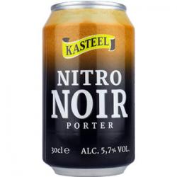 B kasteel nitro noir blik...