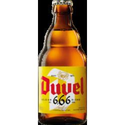 B duvel 6.66 fles belg...