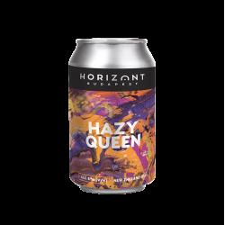 Hon horizont hazy queen...