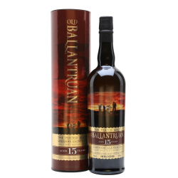 Malt ballantruan 15yrs...