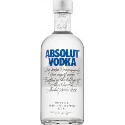 Vodka absolut 0.35ltr...