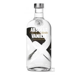 Vodka absolut vanilia liter...