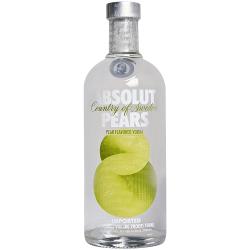 Vodka absolut pear liter...