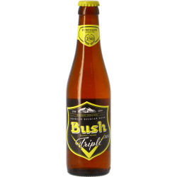 B bush tripel blonde...