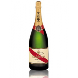 Champ mumm cordon rouge...