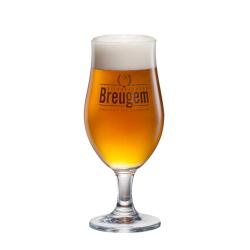 Bier n breugem voetglas  0%...