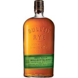 Bourbon bulleit *rye*...