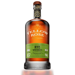 Bourbon yellow rose rye...