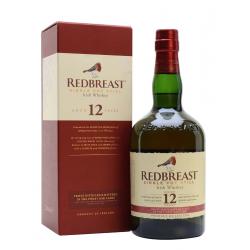Irish whiskey red breast...