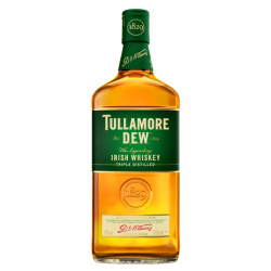 Irish whiskey tullamore dew...