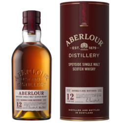 Malt aberlour 12yrs 2wood...