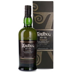 Malt ardbeg an oa islay...