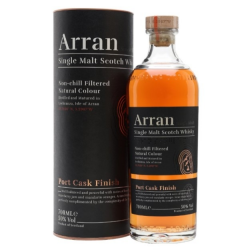 Malt arran cask port wood...