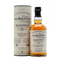 Malt balvenie 12y double...