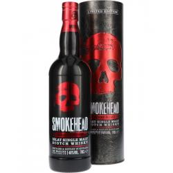 Malt smokehead islay...