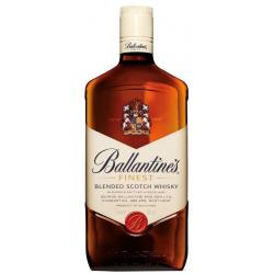 Whisky ballantine's liter...