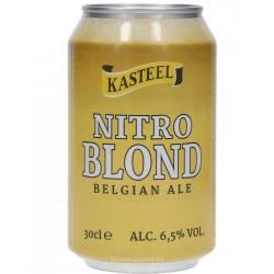 B kasteel nitro blond blik...