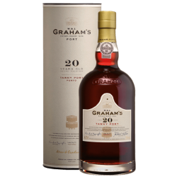 Port graham's tawny 20...