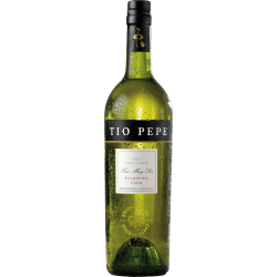 Sherry tio pepe 0.75ltr....