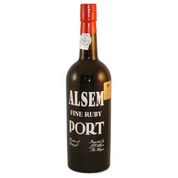 Port alsem rich ruby 5years 20%  0.750