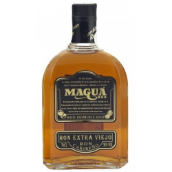Rum  magua extra viejo...
