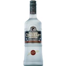 Vodka russian stand original liter 40%  1.000