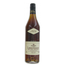 Armagnac larressingle 1976 40%  0.700
