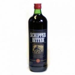 Schipperbitter liter glas 30%  1.000